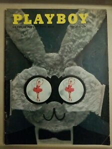 Playboy-March-1957-Very-Good-Condition-Free-Shipping-USA