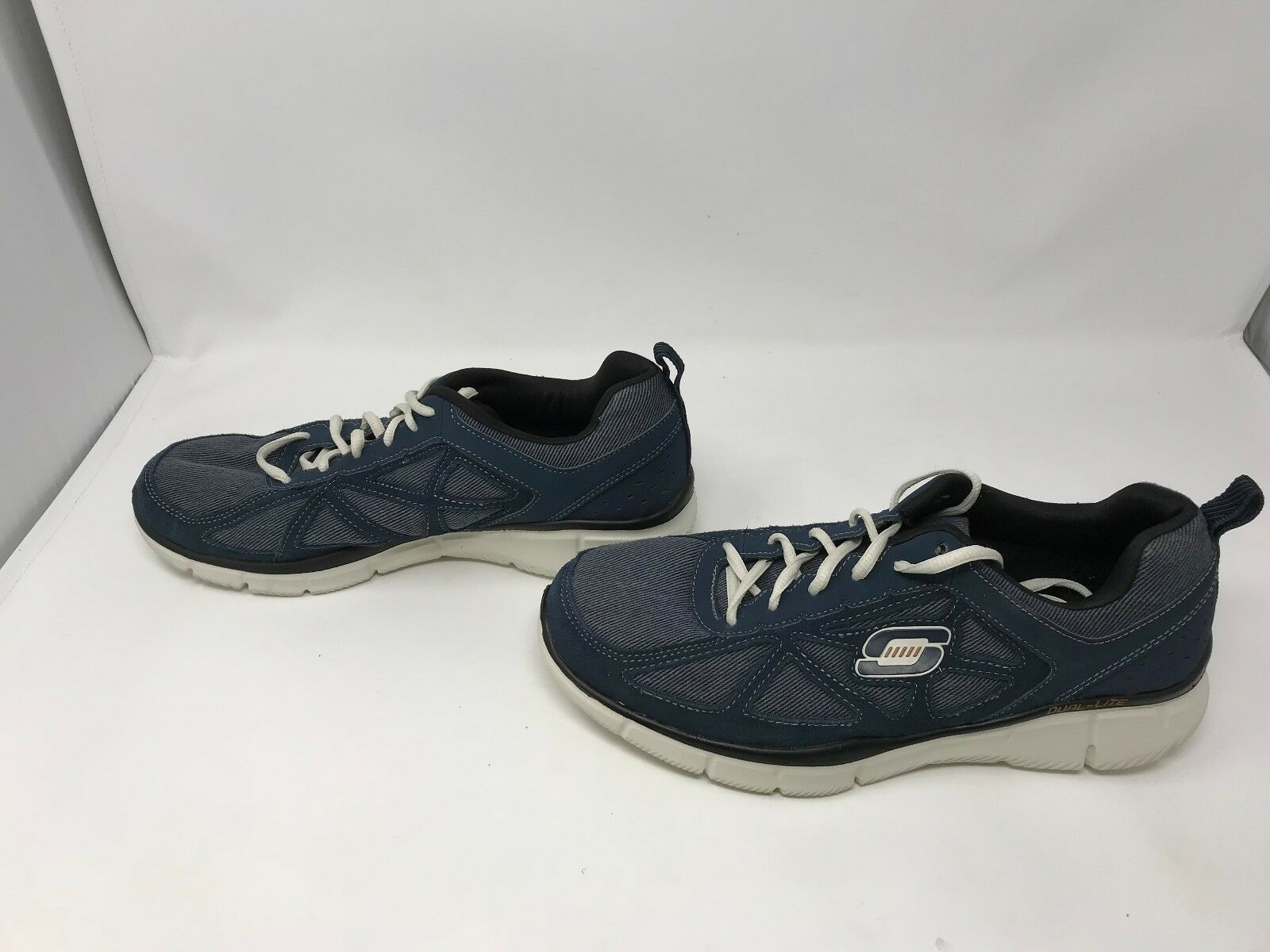 Mens Skechers Price reduction Equalizer Front Center shoes Comfortable Cheap and beautiful fashion
