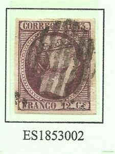 ESPANA-SPAIN-EDIFIL-18-USADO-75-DESCUENTO