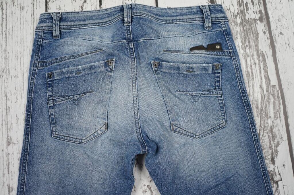 d9b8749b DARRON 811E 0811E JEANS 30x32 30 32 30x31,30 30 31,30 W30 100% AUTHENTIC  DIESEL npotjs931-Jeans