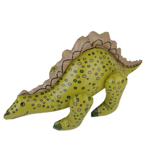 Inflatable Cryolophosaurus Dinosaur Kid Party Favor Pool Beach Toy