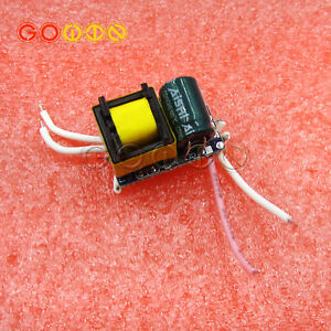 5X1W 220V High Power LED Transformer Constant Current Drive Power Supply
