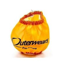 """Outerwears Performance Products Orange 3/"""" x 2.5/"""" Valve Cover Breather Pre-Filter"""