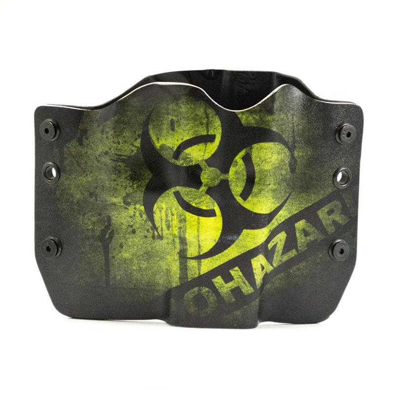 Taurus, Bio Green, OWB Kydex Gun Holsters