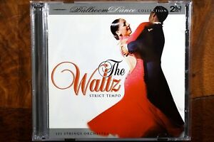 The Waltz - Strict Tempo (2006) 2CD, Australia, Very Good - BD005