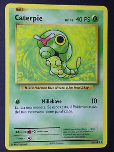 CATERPIE-3-108-Carta-in-Italiano-POKEMON-XY-EVOLUZIONI