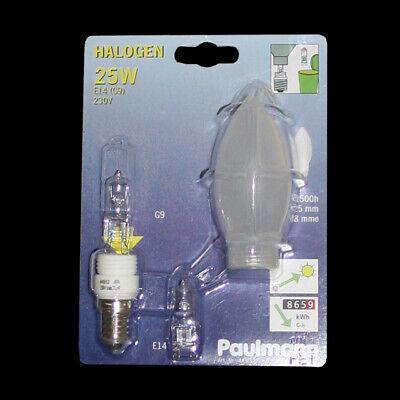 Paulmann 402.24 Glühbirne Kerze 25W E14 Blau
