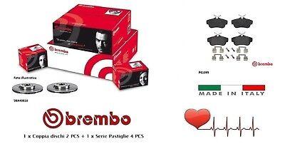 Brembo P23090 Plaquettes de Frein Avant