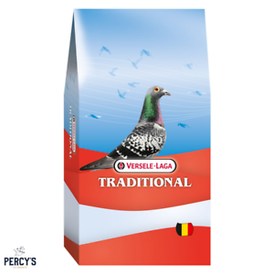 Versele-Laga Traditional Junior UK - Young Pigeon Feed - 30% Maple Peas - 20kg