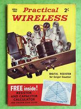 Practical Wireless - April 1963 - Hobby Electronics Magazine