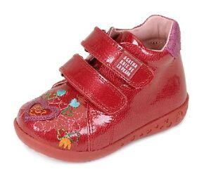 e4839dcea5de8 Agatha Ruiz de la Prada Chaussures Bébé Fille Bottes Rouge   eBay