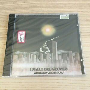 Adriano-Celentano-I-Mali-del-Secolo-CD-Album-1991-Clan-Germany-SIGILLATO