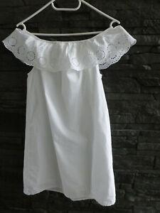 """Feines - Spitzen - Sommer - Kleid von """" H&M """" Gr. 146 ..."""
