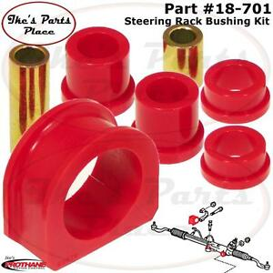Details about Prothane 18-701 Poly Steering Rack & Pinion Bushing Kit-95-05  Tacoma 4WD ONLY