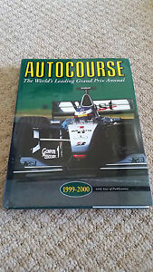 Autocourse-1999-00-Very-Good-Condition-FREE-P-amp-P