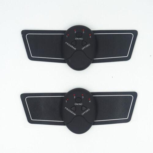 Formateur abdominaux tonifiant muscle Toner charminer ABS Smart EMS Fitness Ceinture nouvellement