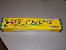 Supelco Discovery Hs C18 Hplc Column 5cmx45mm 3um Column 31405 01 Nib Sealed