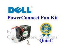 Quiet Dell PowerConnect 2748, 5448 Fan (XP166, H969F) 1x Fan Only 18dBA Noise
