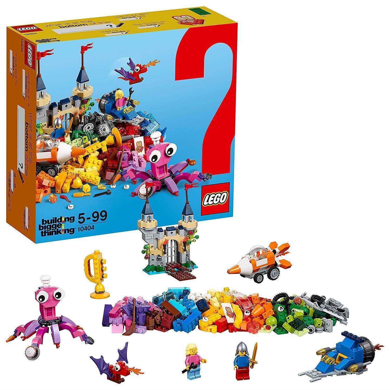 LEGO UK - 10404 Ocean'S Bottom Cool Toy For Kids