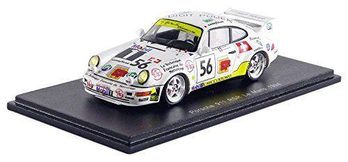 Porsche 911 Rsr    56 Dnf Lm 1994 Vuillaume   Goueslard   Haberthur 1 43 Model 5cc2d1