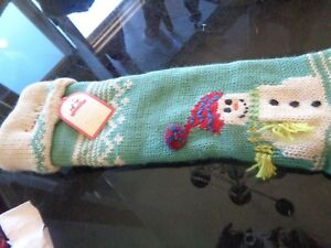 Pottery Barn Kids Merry And Bright Snowman Stocking