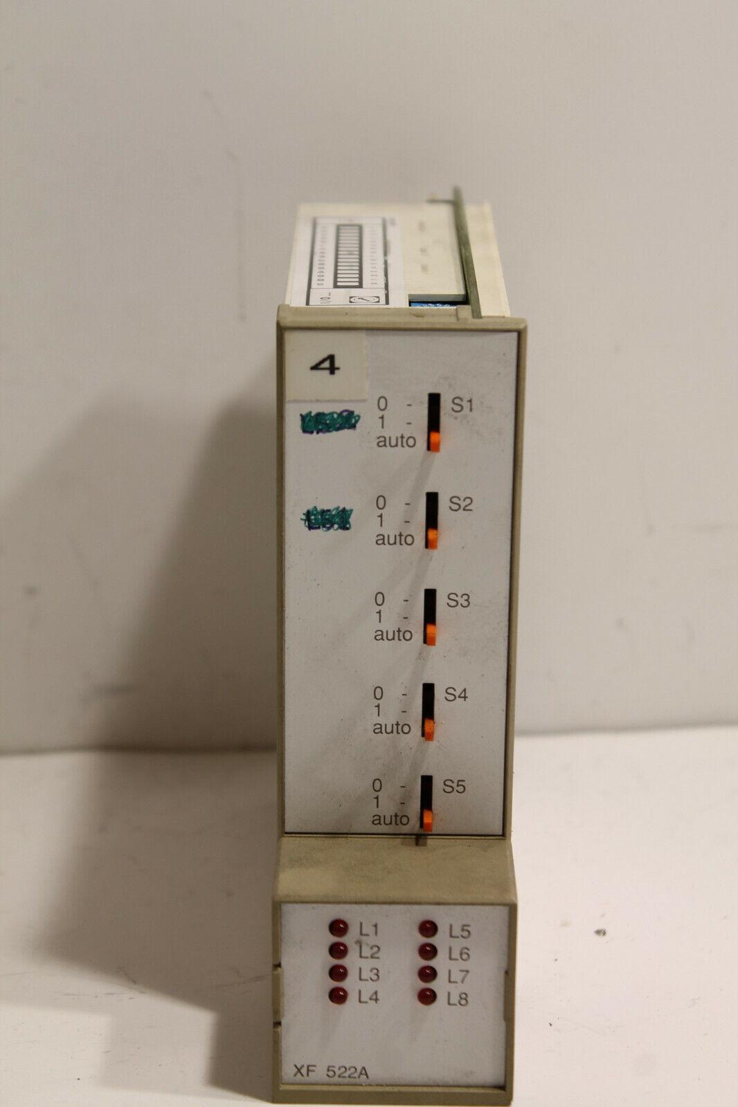 Honeywell XF522A Output Module XF522-A Controller