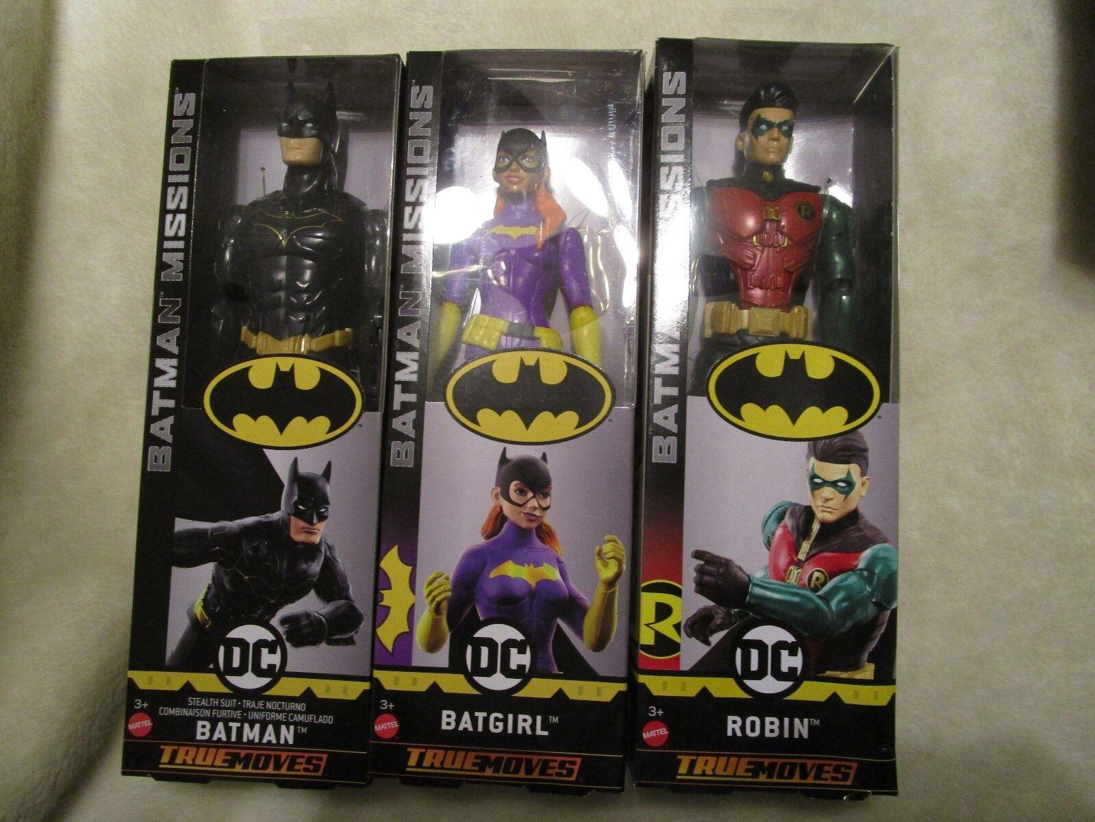 Dc comics batman missionen 12
