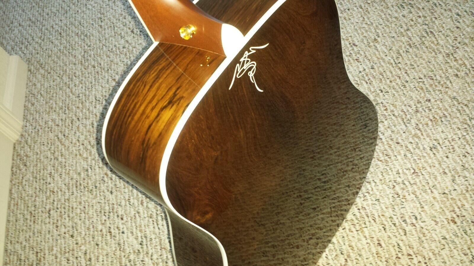 "Bocote guitar fingerboard blank fretboard 2.9x20/"" BF52"