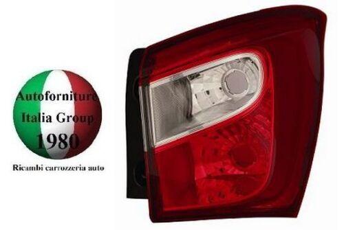 Red Suzuki SX4 S-CROSS 13/>2013 /> Light Light Stop Rear Right White