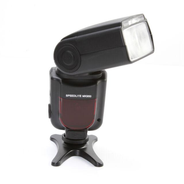 MK-950 i-TTL Flash Speedlite for Nikon SB-900 D4 D600 D7100 D7200 D90 D800 D5200