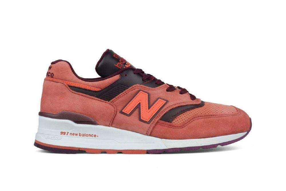Men's New Balance Made in USA M997DTAG Athletic Fashion Casual Sneakers MSRP 229