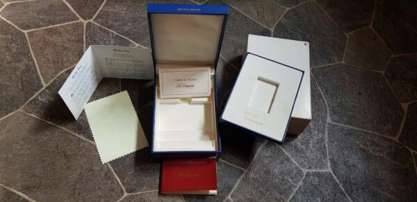 Dupont Feuerzeug Box Rendez Vous ◇◇◇◇neuwertig◇◇◇◇