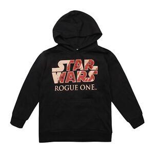 STAR WARS Felpe Senza Cappuccio per Ragazzi Darth Vader e Truppe Imperiali