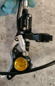 Hope Mono Hydraulic Disc Brake Rear no.3 - retro MTB