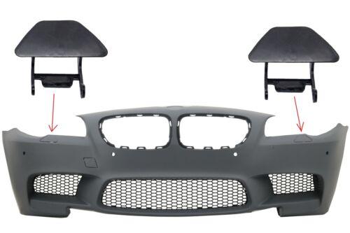 SRA Scheinwerfer Waschmaschine Abdeckung Stoßstange für BMW F10 F11 11-17 M5Lo