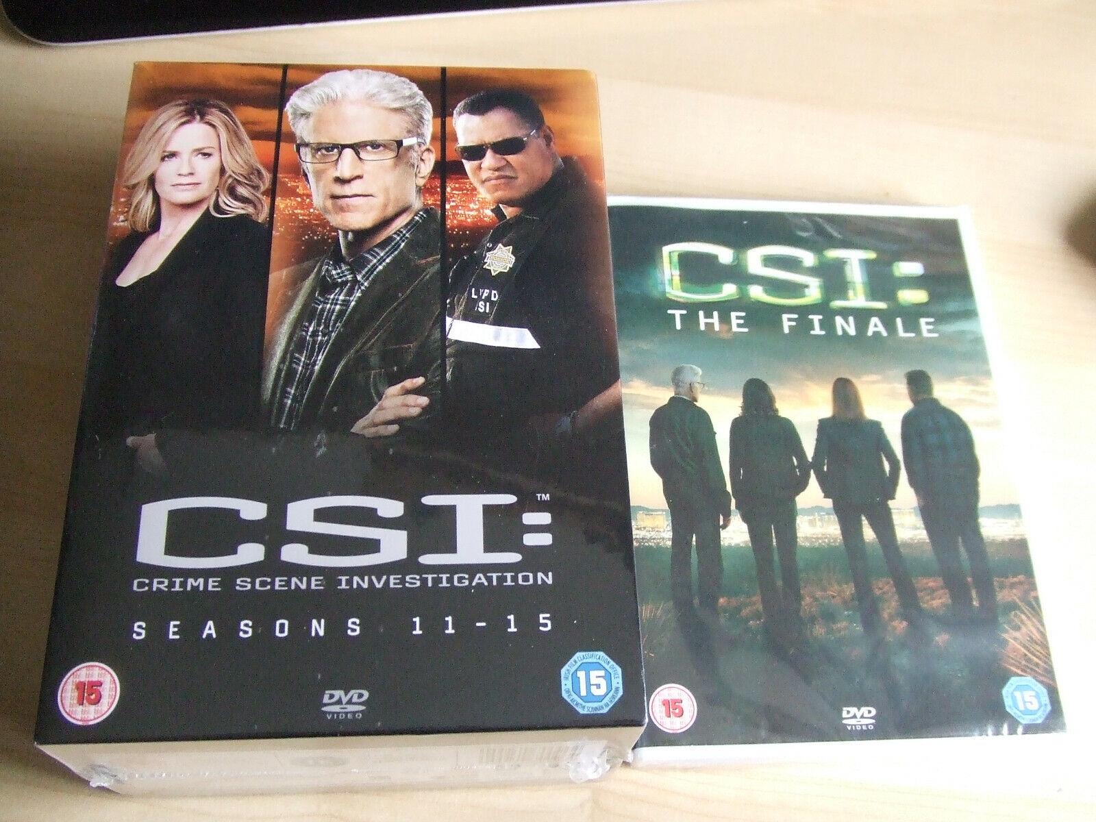 Watch Csi: Crime Scene Investigation: Season 15 Online