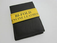 Handcrafted Genuine Leather Wallets 4 Styles To Choose From Bi-fold & Tri-fold