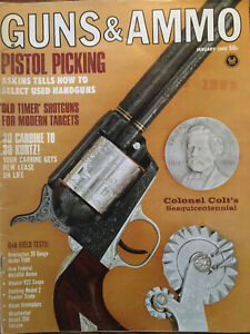 Guns-amp-Ammo-Jan-1966-Old-Timer-Shotguns-For-Modern-Targets
