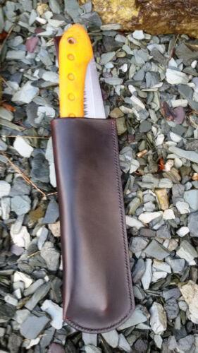 Handmade-leather-sheath-for-Silky-Bigboy 2000-Saw