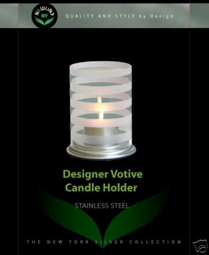 NewlineNY Designer Votive Candle Holder