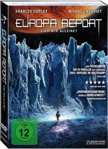 1 von 1 - Europa Report (2013)      DVD NEU