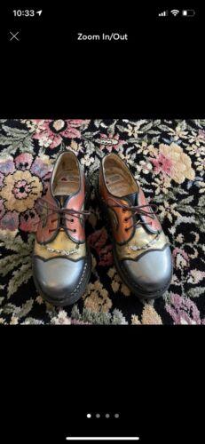john fluevog custom tin man shoes