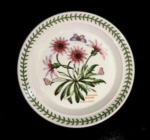 Beautiful-Portmeirion-Botanic-Garden-Treasure-Flower-Salad-Plate-As-New