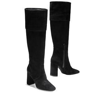 Women Cole Haan Knee High Boot Black