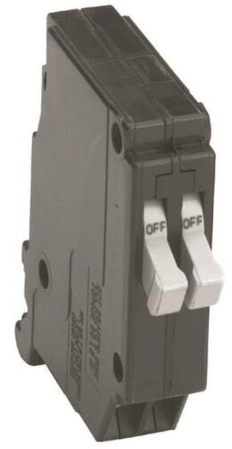 Cutler Hammer CHT2020 Type CH-Twin Single Pole Replacement Circuit Breaker 20A
