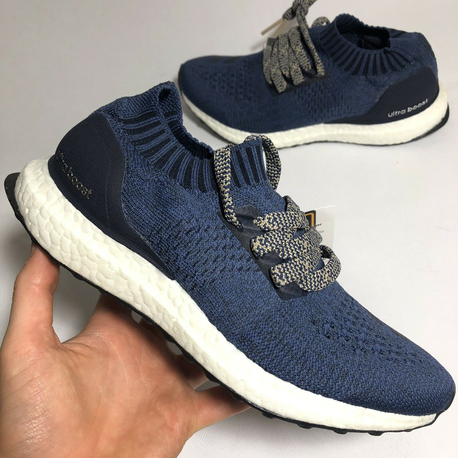 ADIDAS ULTRABOOST UNCAGED SIZE UK3.5 US4 DB1431