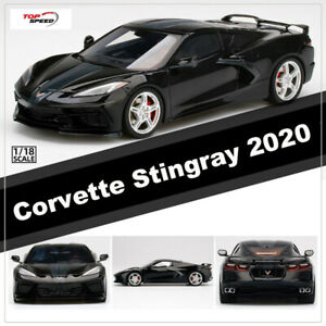 TSM-TopSpeed-1-18-Scale-Chevrolet-Corvette-Stingray-2020-Car-Model-Collection