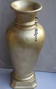 Grosse Vase Pokal Schale Gross Deko Bodenvase Dekoration Laden 852