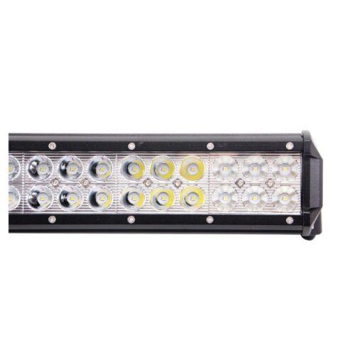 20inch 126W LED Work Light Bar Combo Offroad Fog 4WD UTE Atv Ute Lamp Driving
