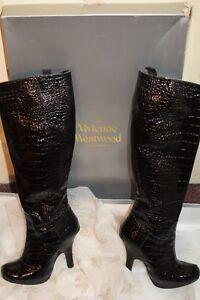 Vivienne Westwood platform black